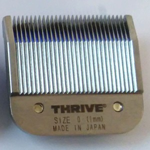 "Thrive - ostrze ""snap-on"" nr 0 - 1 mm"
