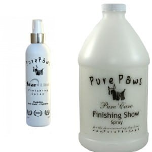 Pure Paws - Ultra Finishing Show Spray 1,9 l