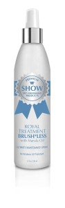 Show Premium - Royal Treatment Brush Less - nawilżający spray z olejkiem marula, 236 ml