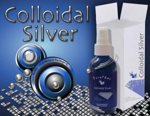Pure Paws - Colloidal Silver - srebro koloidalne, 118 ml