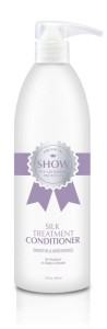 Show Premium - Silk Treatment Conditioner - odżywka z jedwabiem, 946 ml