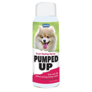 Davis - Pumped Up - spray napuszający, 454 g
