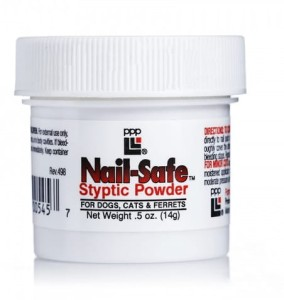 PPP - Nail Safe Styptic Powder - zasypka do tamowania krwawenia, 14 g