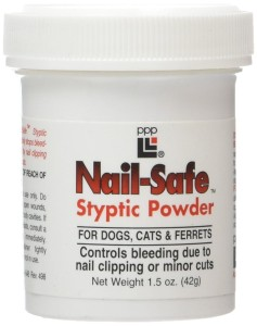 PPP - Nail Safe Styptic Powder - zasypka do tamowania krwawenia, 42 g