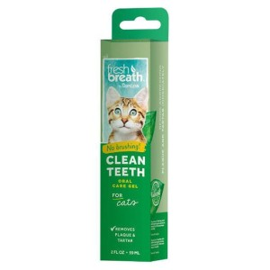 Tropiclean - Clean Teeth For Cats - żel do higieny jamy ustnej dla kotów, 59 ml