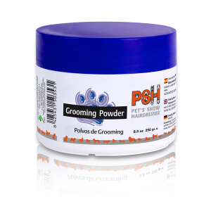 PSH - Grooming Powder - biały puder do groomingu, 150g