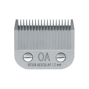 "Aesculap - ostrze ""snap-on"" nr 0a - 1,2 mm"