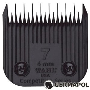 Wahl - ostrze Ultimate nr 7 - 4 mm