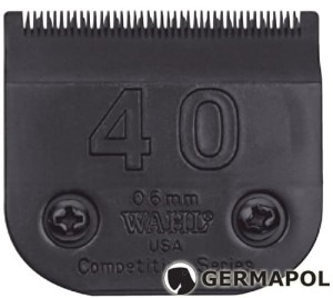 Wahl - ostrze Ultimate nr 40 - 0,6 mm, chirurgiczne