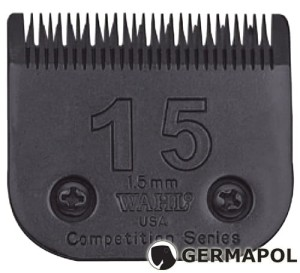 Wahl - ostrze Ultimate nr 15 - 1,5 mm