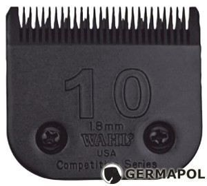 Wahl - ostrze Ultimate nr 10 - 1,8 mm