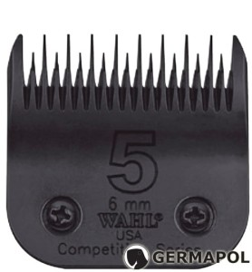 Wahl - ostrze Ultimate nr 5 - 6 mm
