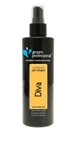 Groom Professional - Diva Cologne - woda perfumowana, 500 ml