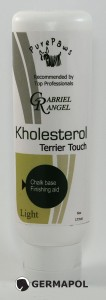 Pure Paws - Kholesterol Terrier Touch Light - delikatna baza pod kredę, 177 ml