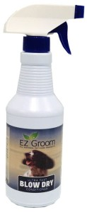 EZ-Groom - Ultra Fast Blow Dry Conditioner - odżywka regenerująca, 473 ml