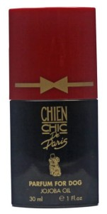 Chien Chic de Paris - perfumy o zapachu drewna, 30 ml