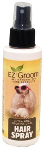 EZ-Groom - Ultra Hold Professional Hair Spray - lakier modelujący w sprayu, 120 ml