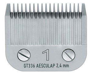 "Aesculap - ostrze ""snap-on"" GT336, 1 - 2,4 mm"