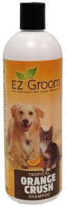EZ-Groom - Tropical Orange Crush Shampoo - koncentrat szamponu o zapachu pomarańczy, 473 ml