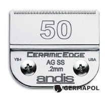 Andis - ostrze CeramicEdge nr 50SS - 0,2 mm, chirurgiczne