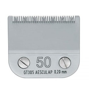 "Aesculap - ostrze ""snap-on"" nr 50 - 0,2 mm, chirurgiczne"