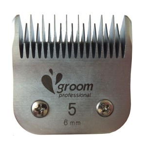 Groom Professional PX Clipper Blade - ostrze nr 5 - 6 mm