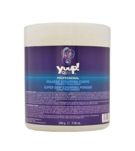Yuup! Professional - Super Grip Stripping Powder - super mocny puder, 200 g