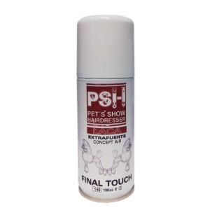 PSH - Extra Final Touch - silny lakier spray, 100 ml