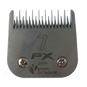 Groom Professional PX Clipper Blade - ostrze nr 7 - 3 mm