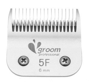 Groom Professional PX Clipper Blade - ostrze nr 5F - 6 mm