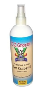 EZ-Groom - Onyx Pet Cologne - woda perfumowana o zapachu sosny, 473 ml