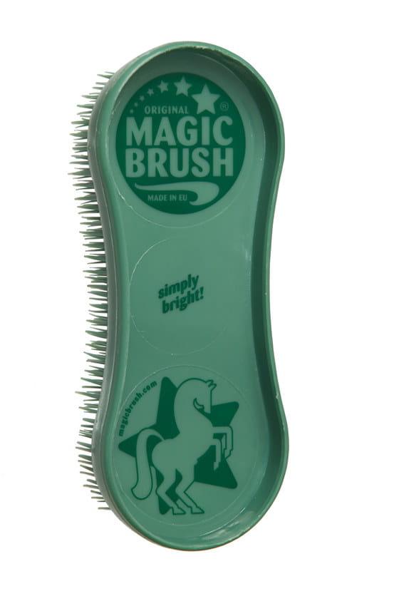 4d3857f20587a Magic Brush - szczotka do pielęgnacji koni, idealna do kąpieli dla ...
