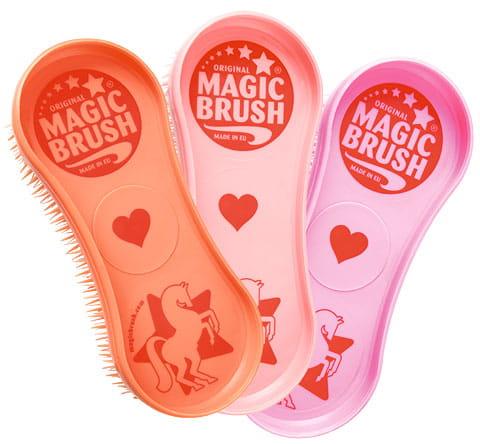 45c0580386800 Magic Brush - szczotka do pielęgnacji koni, idealna do kąpieli dla  psów-żółty. Dostępność: ostatnia sztuka