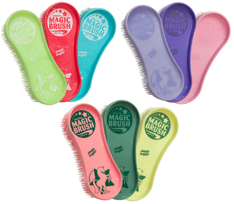 2d1d520663aa5 Magic Brush - szczotka do pielęgnacji koni, idealna do kąpieli dla psów, 1  szt.
